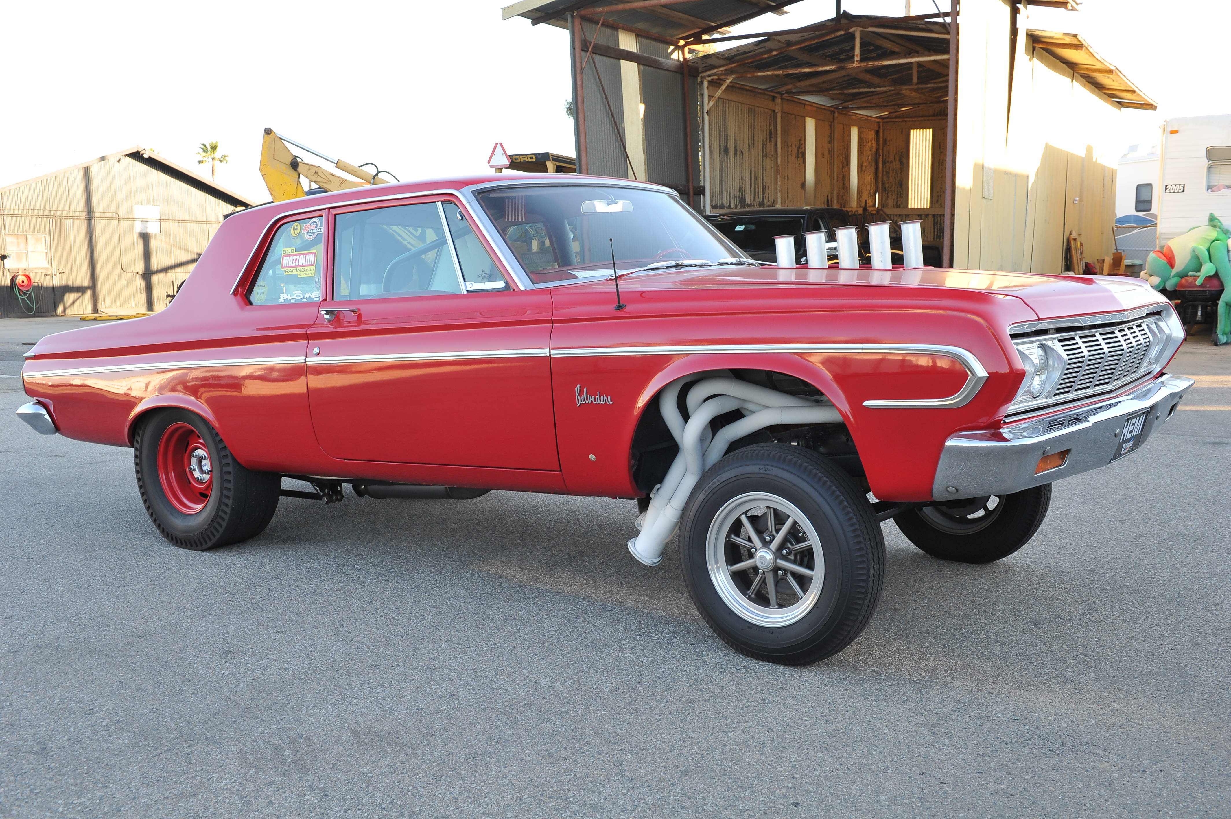 Steve's 1964 Plymouth Image 2