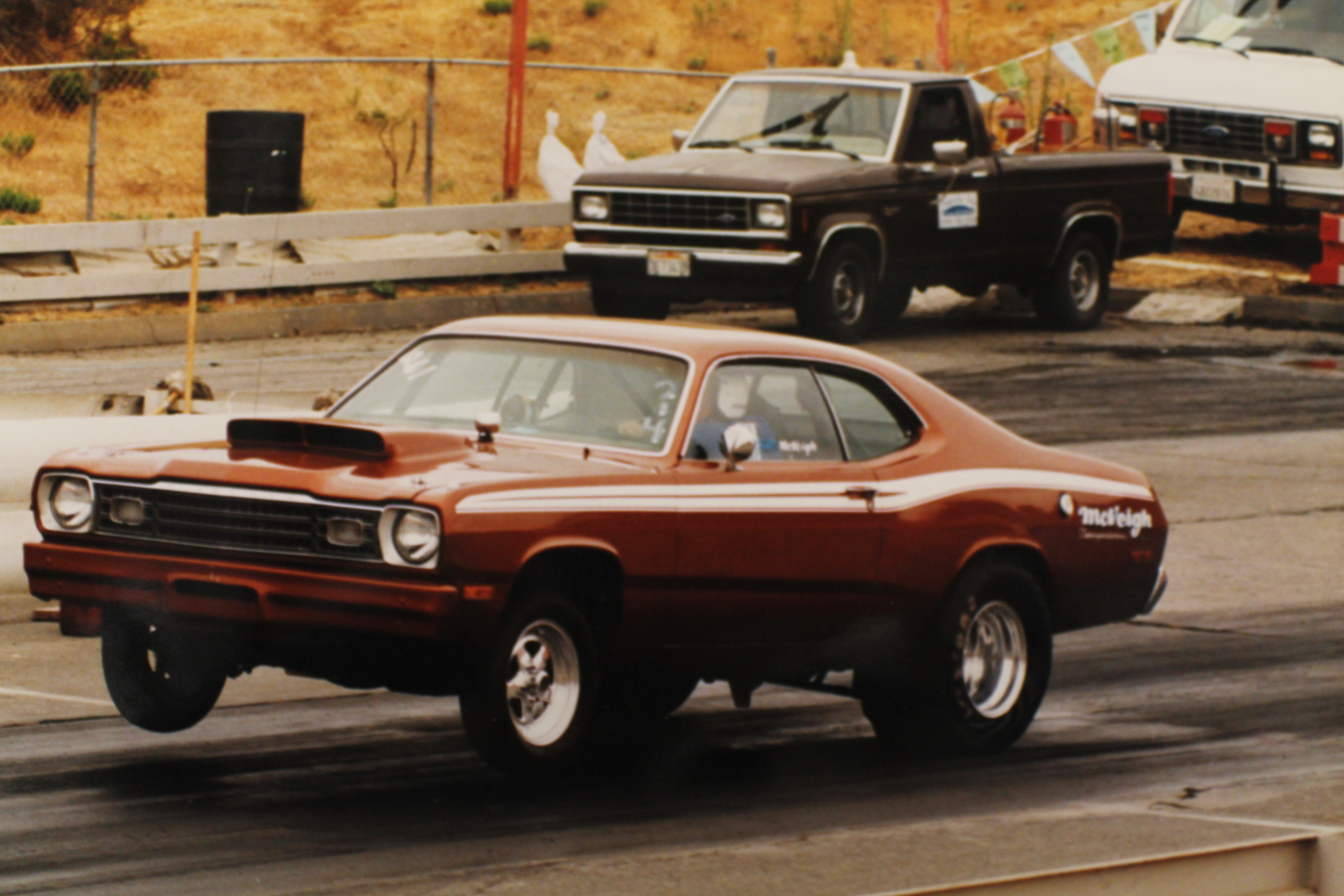 Bill McVeigh 1973 Duster
