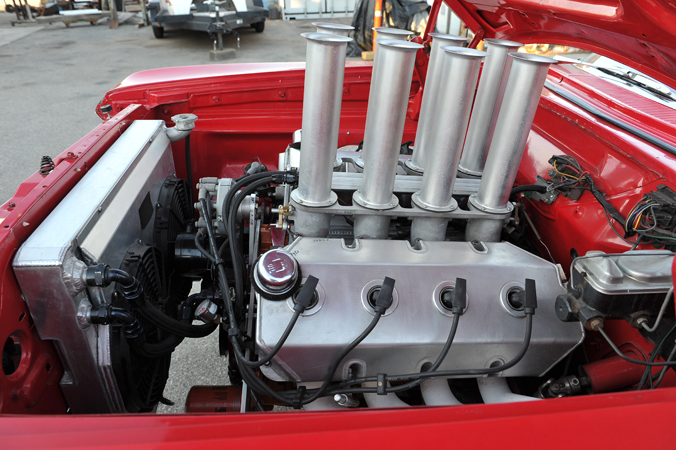Steve's 1964 Plymouth Engine Image 1
