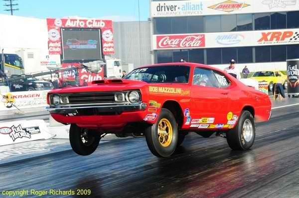 Ken Etter's 1972 Dodge Demon Stock Eliminator