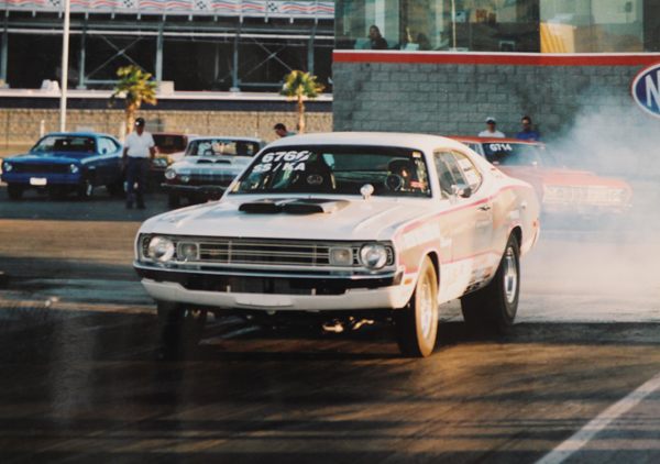 Mitch Mazzolini's 1972 Dodge Demon Super Stock 340