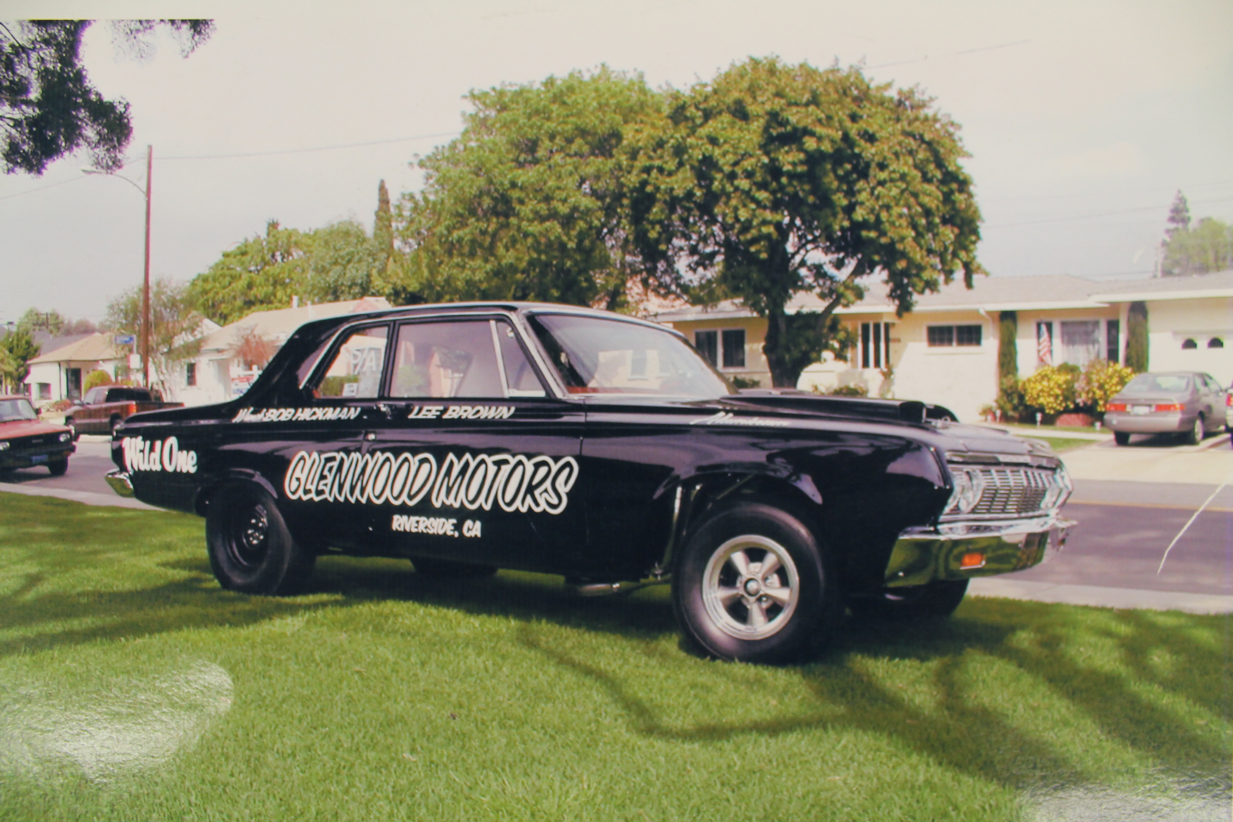 The Wild One - Original 426 1964 Plymouth Lite Weight Max Wedge Car