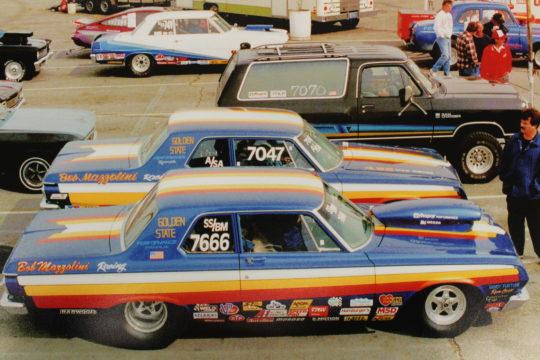 Bob's Twin 1964 Plymouths A/SA-SS/BM