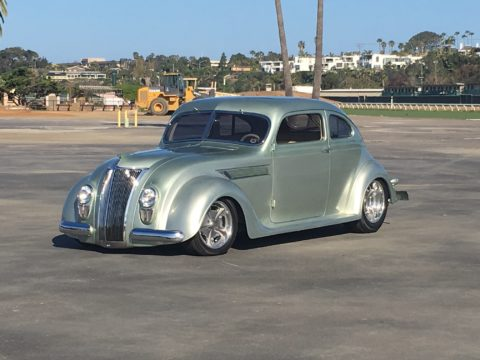 1935 Chrysler Airflow C-1 Coupe Owner – Henry & Naomi Arras