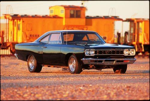 B-Body Beauty – 1968 Plymouth Road Runner