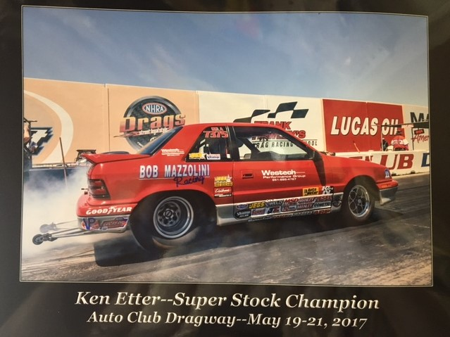 Ken Etter wins SuperStock at the Fontana LODRS