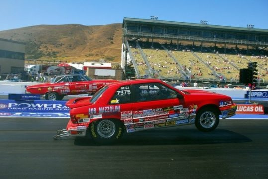 Ken Etter's Dodge Shadow GT